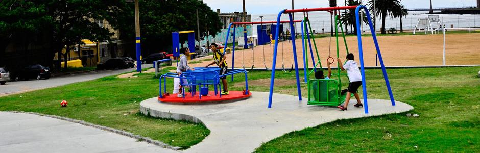 Plaza Rep. Argentina